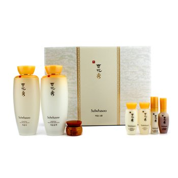 Sulwhasoo-Essential-Balancing-Water125ml-Essential-Balancing-Emulsion125ml-5-Free-Sample465ml-Set-0
